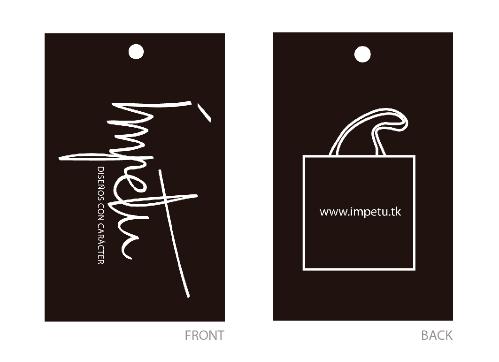 Etiquetas bolsas- Mireia Mullor - Ímpetu