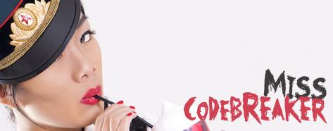 Miss Codebreaker - Estilismo - Mireia Mullor - Fotografía