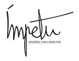 Logo - Impetu - Diseños con caracter