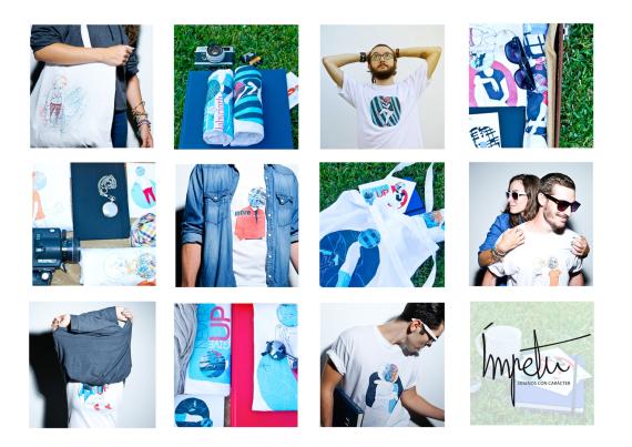 fotos - productos ilustrados - ímpetu - Mireia Mullor