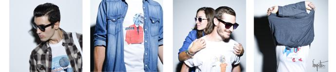 Marca -  Camisetas ilustradas - Bolsas ilustradas - Modelos - ímpetu - Mireia Mullor