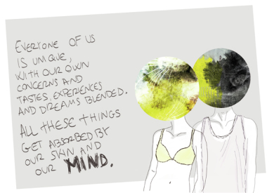 Yellow Noise - Magnetic Yellow - Ilustración - Mireia Mullor