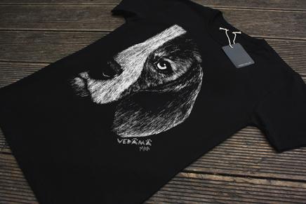 Ilustración - Camiseta ilustrada -  Perro -  VEDAMA - Mireia Mullor